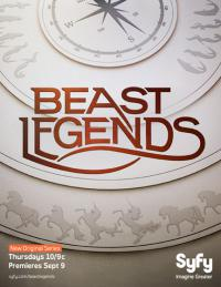 сериал Легенды о чудовищах / Beast Legends онлайн