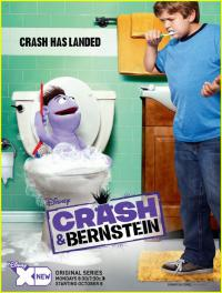 сериал Крэш и Бернштейн / Crash & Bernstein онлайн